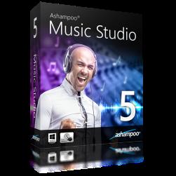 Ashampoo Music Studio 5.0.7 Multilingual