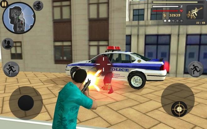 MDlB1g Vegas Crime Simulator Android Oyununu Para Hileli Yükle