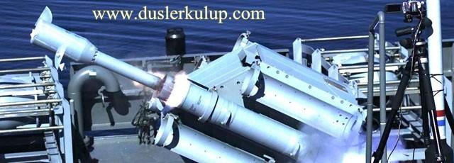 P04J05 Milli Yapım Denizaltı Savunma Harbi Roketinin Detaylı Özellikleri