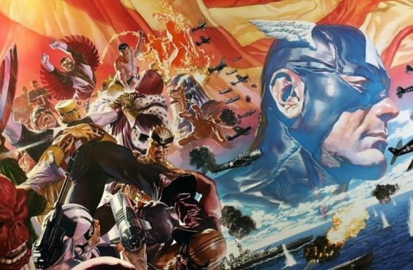 Marvel Çizgi Romanları