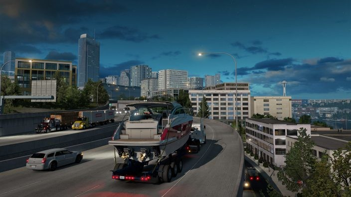 WX4Ynq American Truck Simulator Washington Simülasyon Oyununu İndir