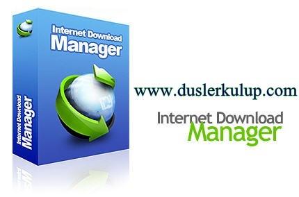 aL433R İnternet Download Manager 6.28 Video Programını Full İndir