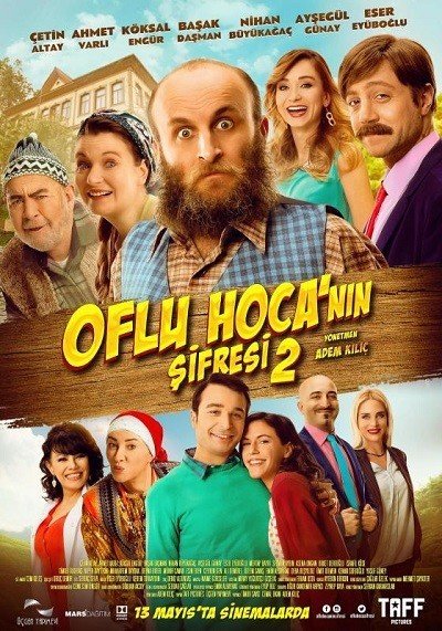Oflu Hoca'nın Şifresi 2 2016 DVD-5 Sansürsüz Yerli Film - Tek Link - Tek Link Film indir