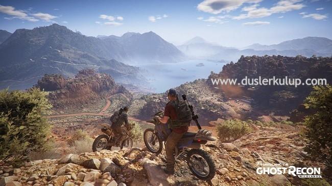 nWdQrM Tom Clancy's Ghost Recon Wildlands Savaş Oyununu Full İndir