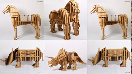 the most awesome animal furniture