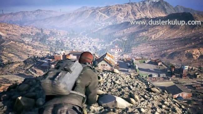 vpG644 Tom Clancy's Ghost Recon Wildlands Savaş Oyununu Full İndir