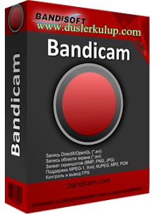 y3dvNy Bandicam Oyun Videosu Kaydetme Programı Son Sürüm İndir