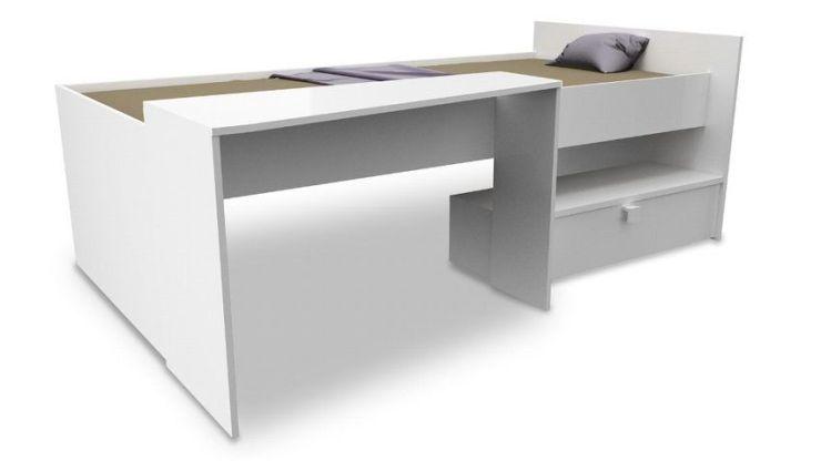 Jugendbett Mit Schreibtisch 2021