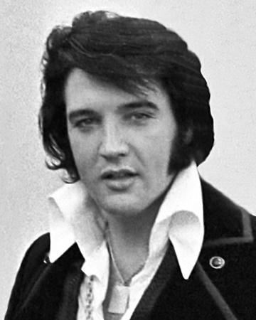 Cantante e icono cultural Elvis Presley