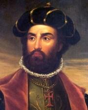 Navegante y explorador Vasco da Gama