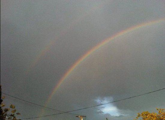 Double Rainbow LA 2