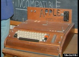 Steve Jobs first Product