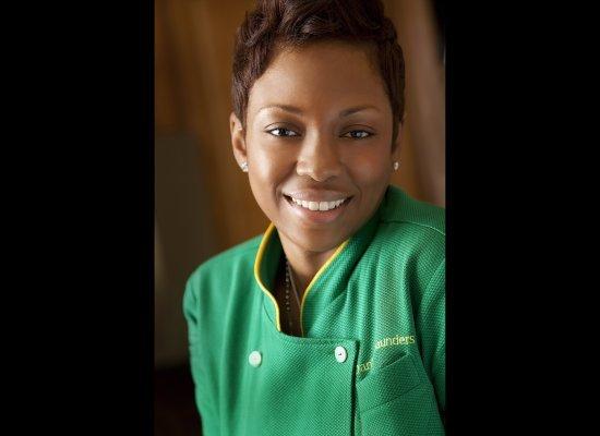Chef Danielle Saunders