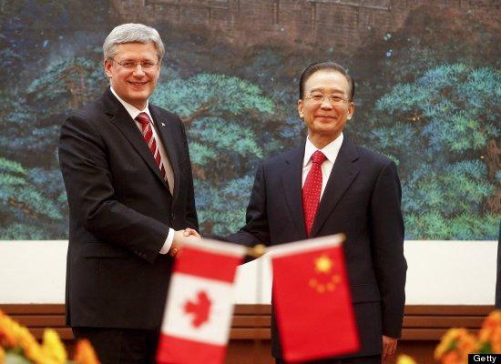 Canada China Deals