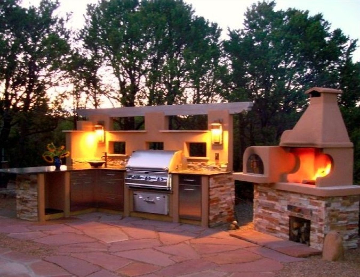 1000 images about outdoor kitchen smoke grill on pinterest offset smoker wood fired oven and on outdoor kitchen with smoker id=86822
