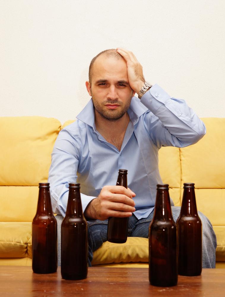 Alcoholism Damage Body