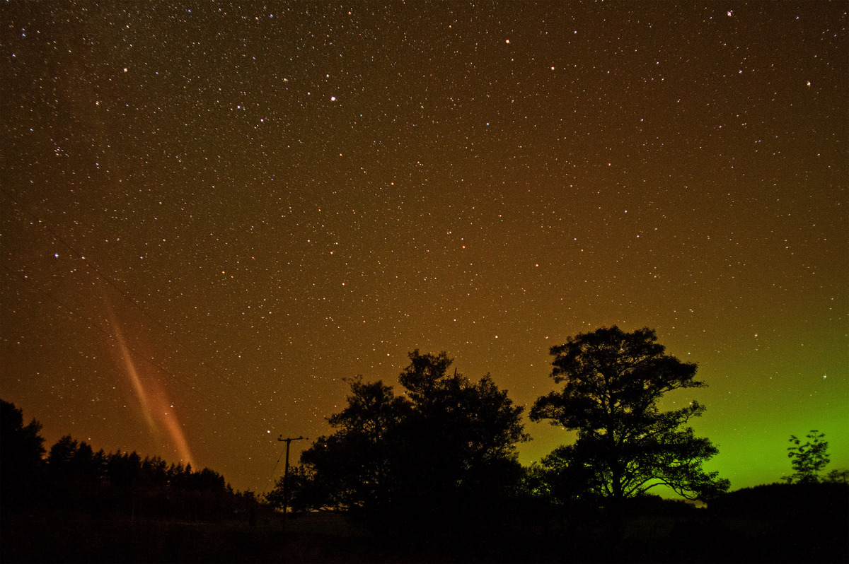 Northern Lights Aberdeen 2017
