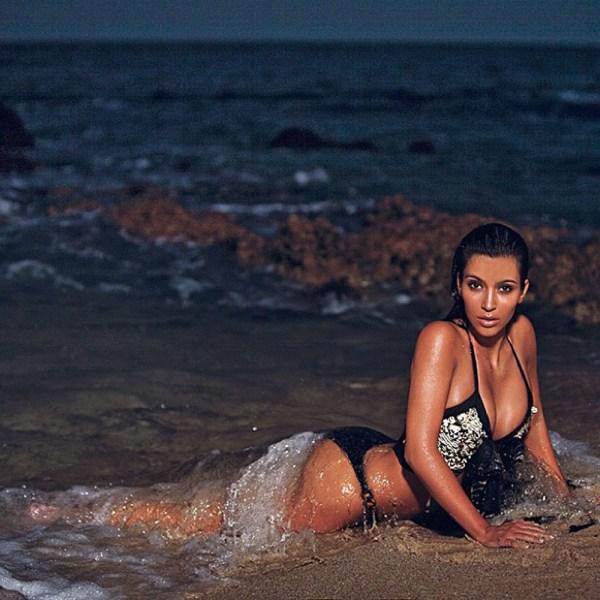 Kim Kardashian's Bum Inspires Internet Memes: Star's NSFW ...