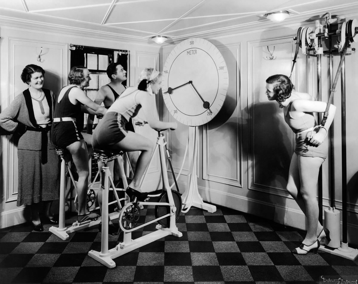 Spinning e Indoor Cycling arrivano da lontano