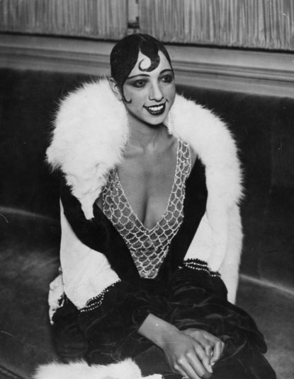 Josephine Baker - 'the Black Venus'. ⋆ Historian Alan Royle