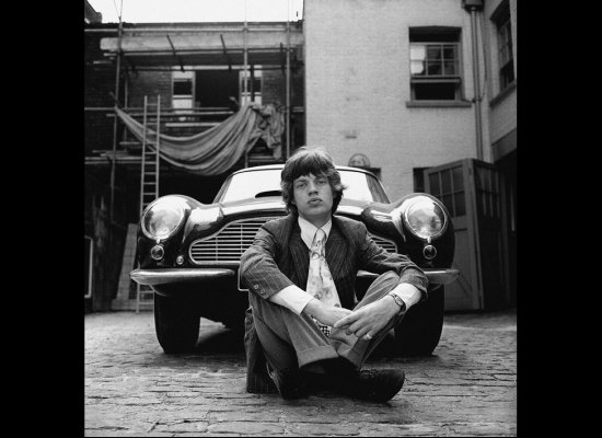 Mick Jagger, 1966 Photograph by Gered Mankowitz @ Bowstir LTD 2011 Mankowitz.com