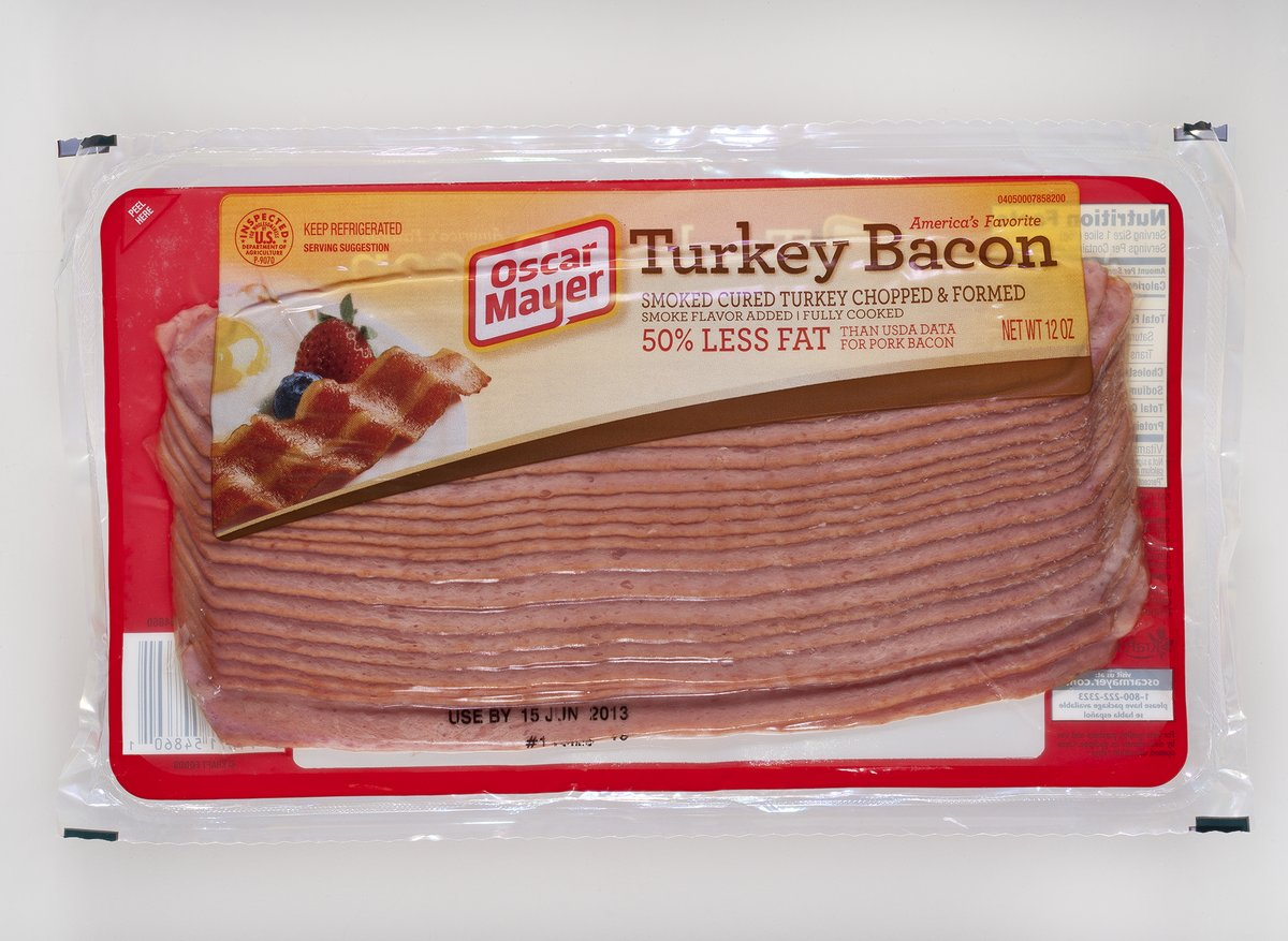 recipe: how many calories are in oscar mayer turkey bacon [18]