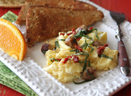 Scrambled Egg Recipe