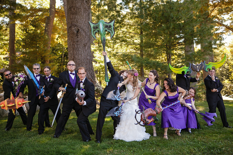Image result for WOW wedding