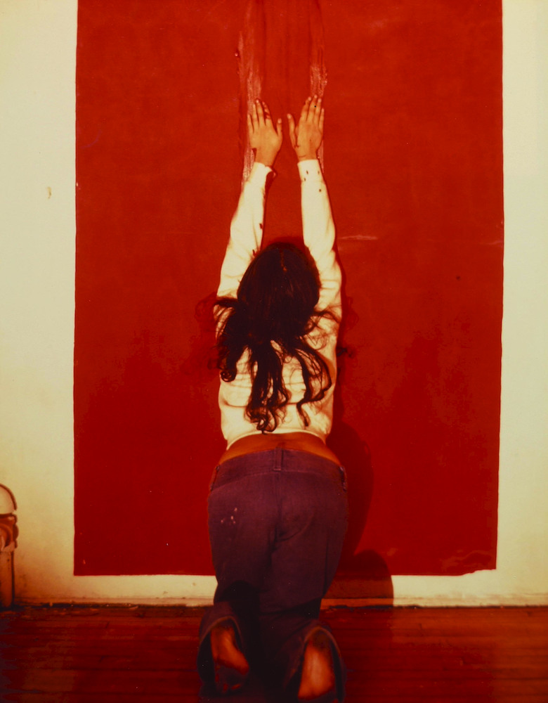 ARTISTS WHO LOOK AT DEATH: ANA MENDIETA - ELEANOR DALY