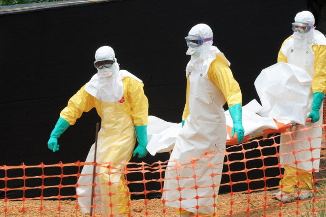 Image result for ebola virus victims