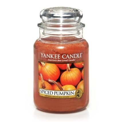 Image result for pumpkin spice yankee candle