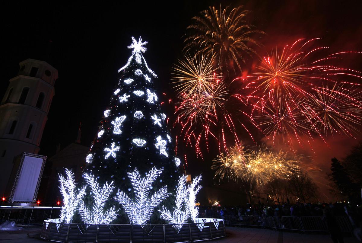 Christmas Lights Nashville