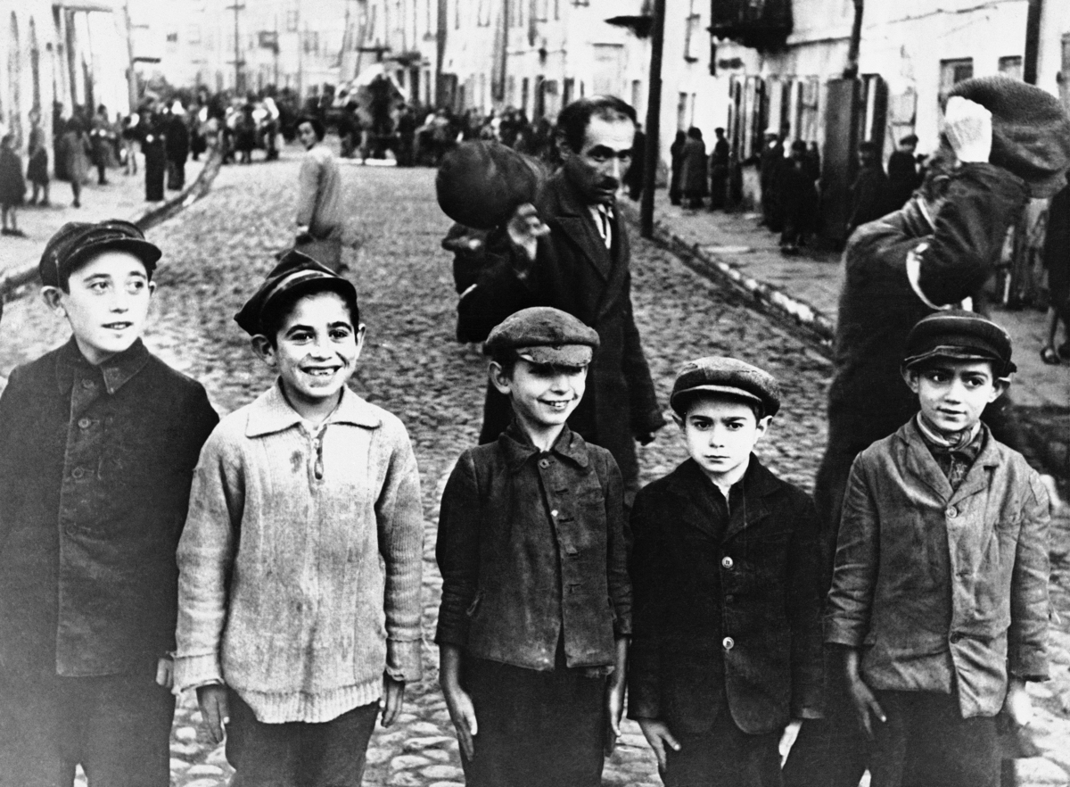 Holocaust Memorial Day How Much Did Britain Actually Know