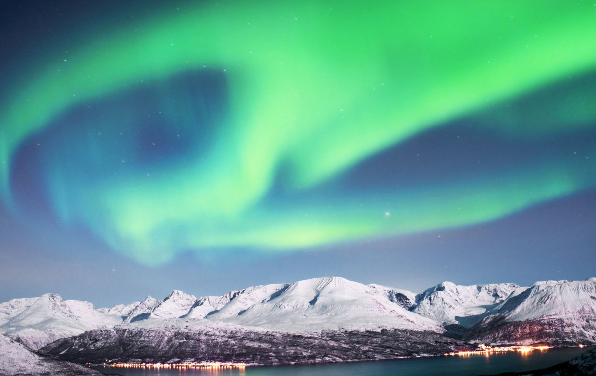 Best Place See Northern Lights Scandinavia