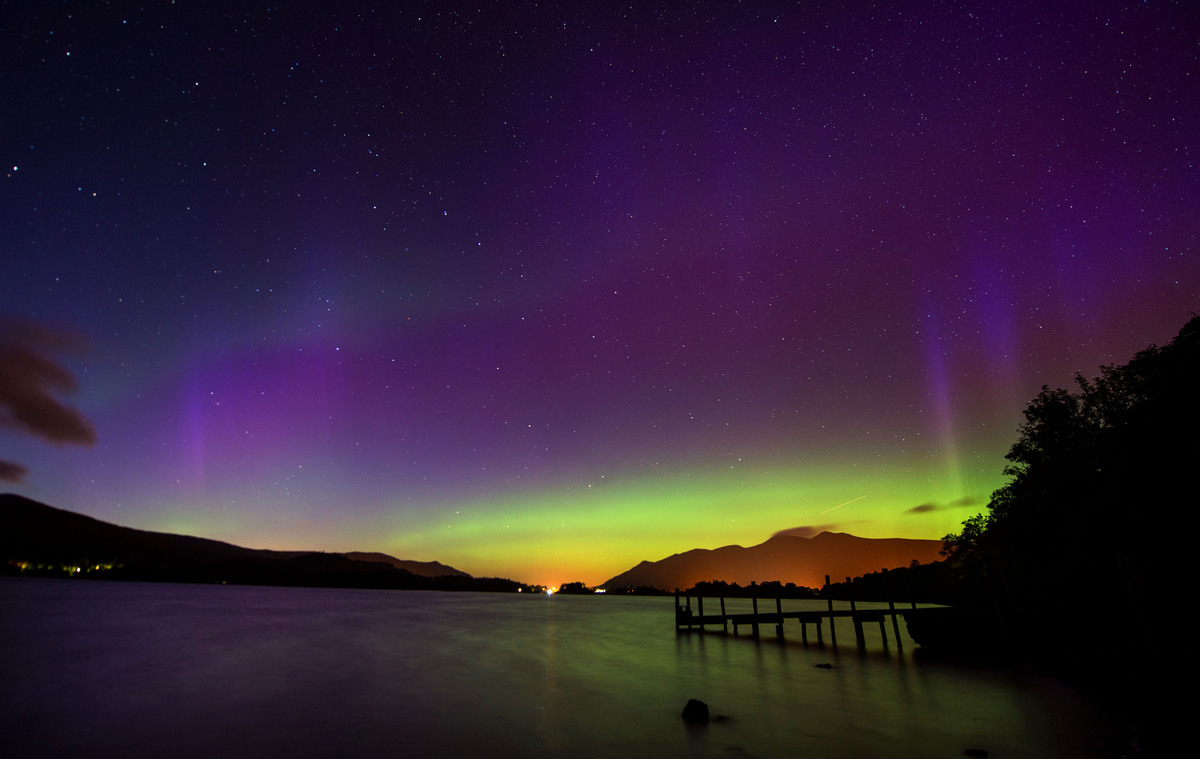 Uk Northern Lights