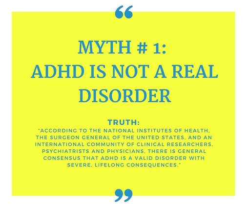 Image result for adhd stigma