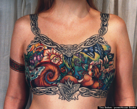 Facebook Removes Photo Of Breast Cancer Survivor S Tattoo Users