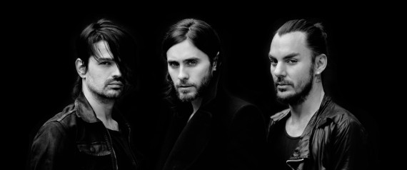 Thirty Seconds To Mars Up In The Air