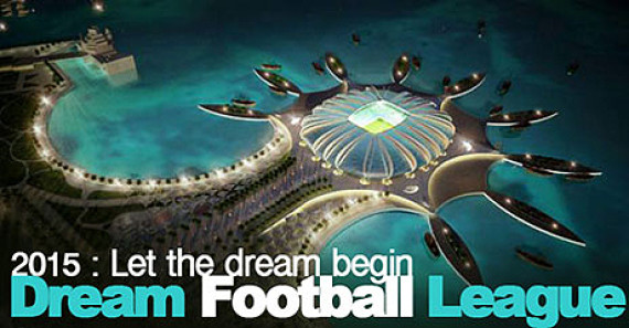 Qatar's Dream Football League