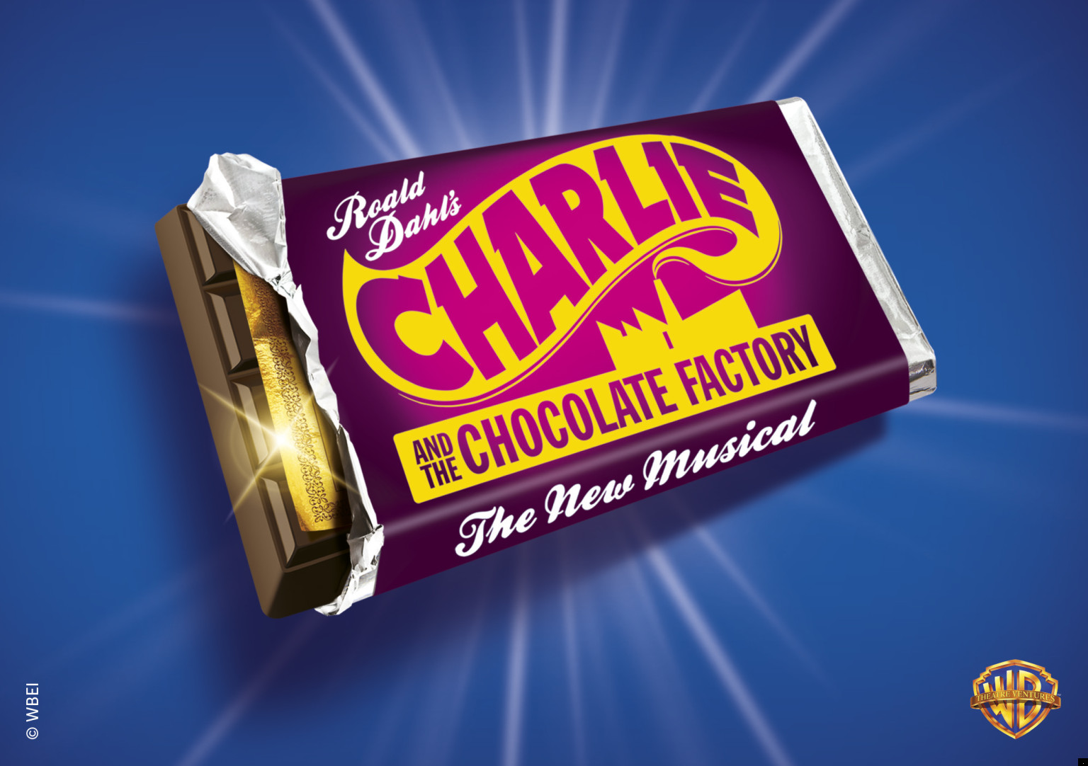 Charlie And The Chocolate Factory Musical Trailer Get A