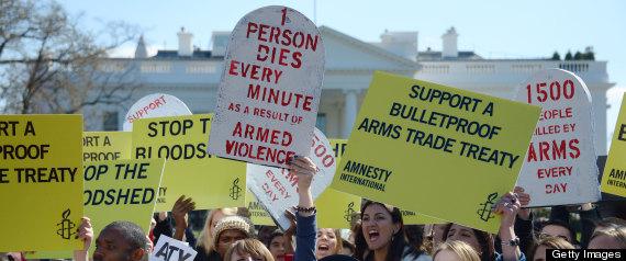 Arms Trade Treaty Nra