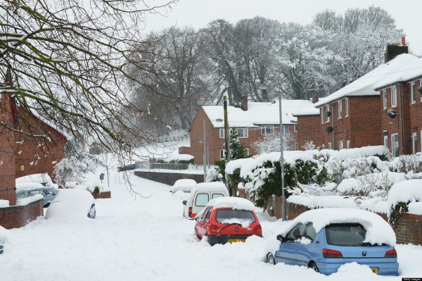 UK Weather: Wintry Weather Could Disrupt Easter Weekend ...
