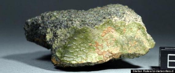 Mercury Meteorite