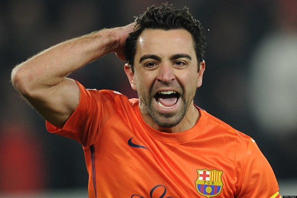 Xavi Hernández, Soccer Star, Dedicates Goal To Child With ...