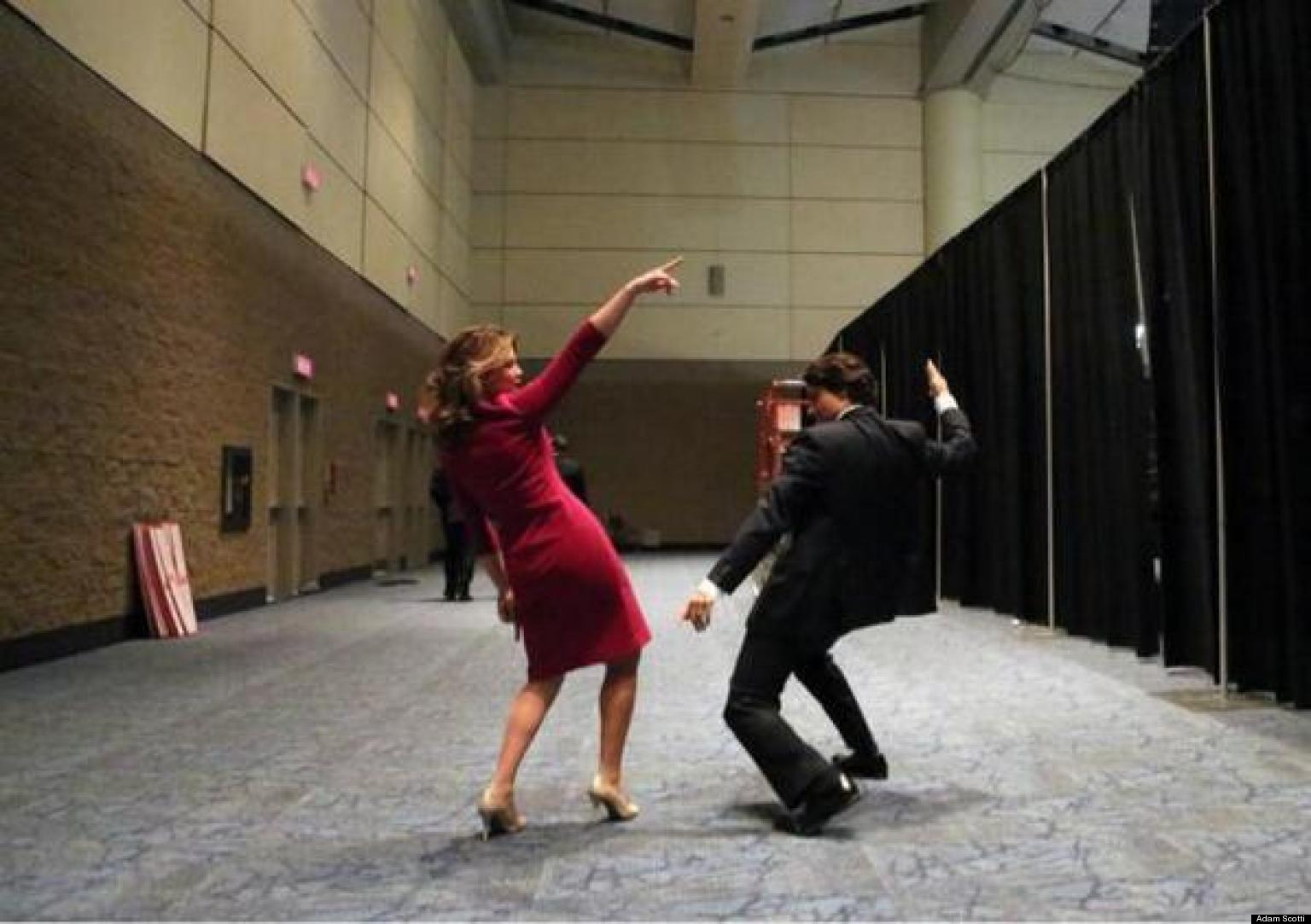 Image result for trudeau  dancing picture