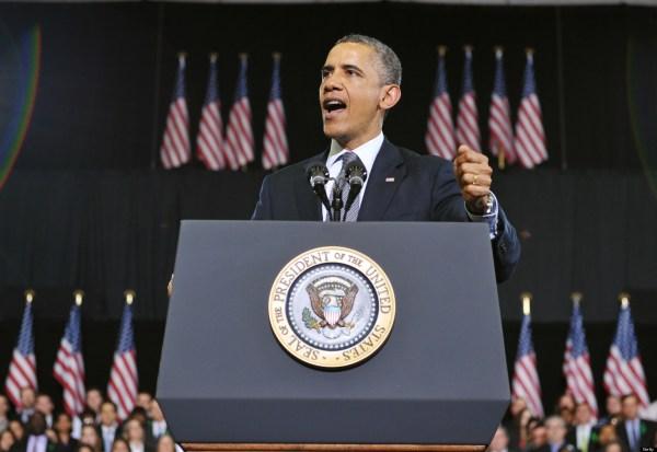 Obama Gun Control Speech: President Makes Push In Central ...