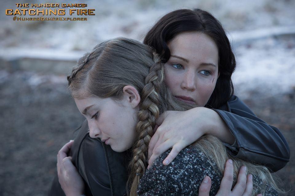 The Hunger Games Catching Fire Stills
