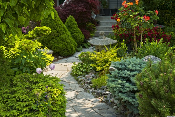 idea simple garden landscaping 9 Weekend DIY Ideas That Will Inspire Your Inner