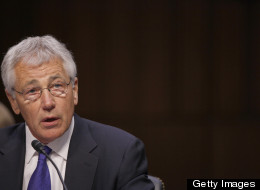 Syria Chemical Weapons Chuck Hagel
