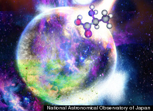 Left Handed Molecules